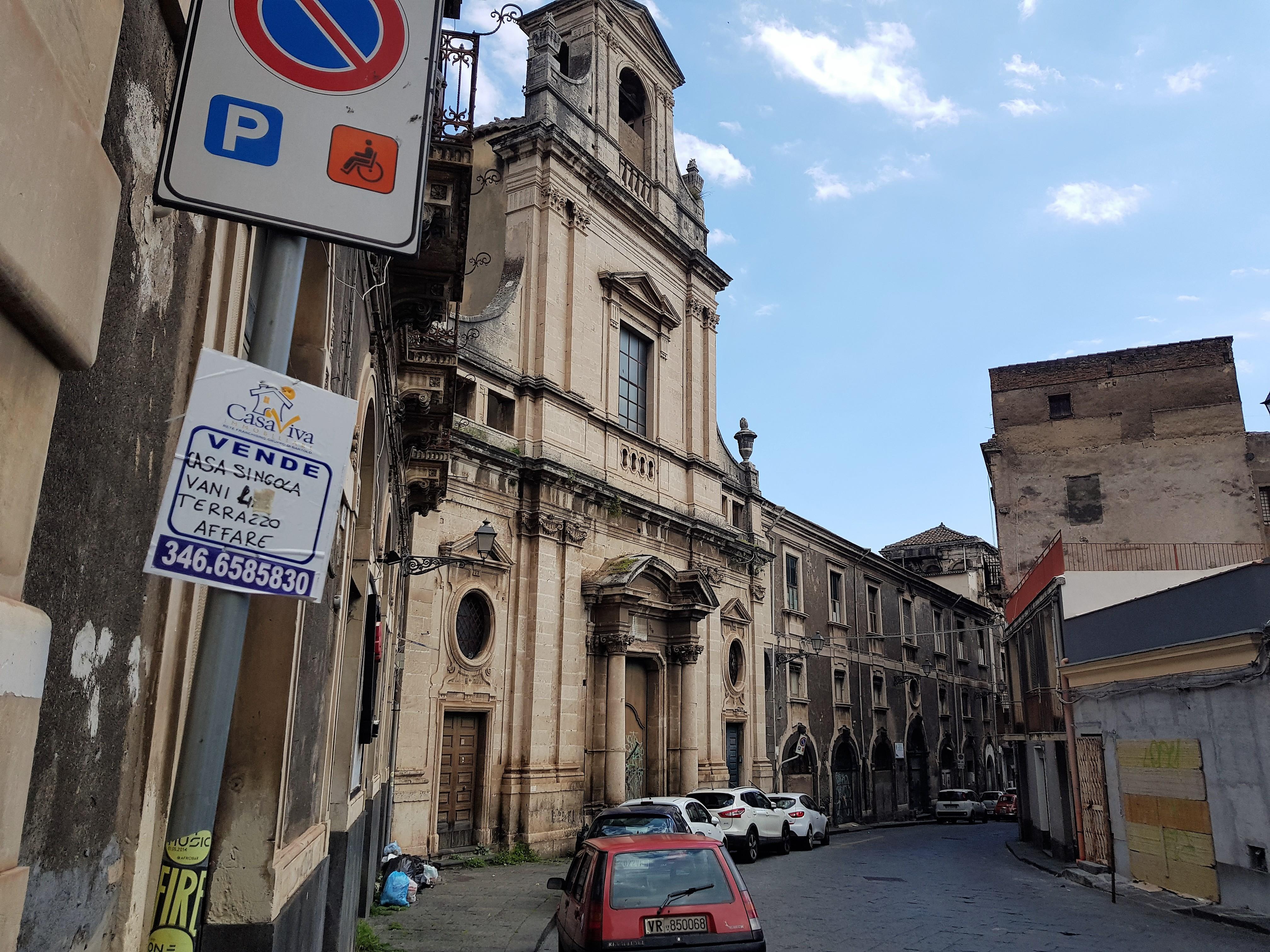 ex O.P. Reclusorio delle Vergini (Collegio Santa Venera)